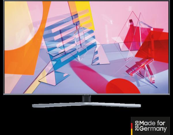 Samsung GQ43Q64TGUXZG deutsches Modell
