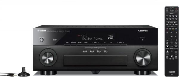 Yamaha RXA3080 schwarz 9-Kanal AV-Receiver