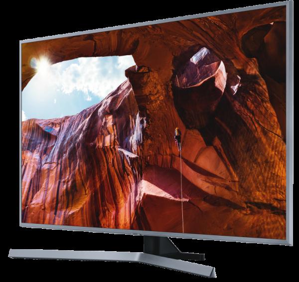 Samsung UE50RU7449UXZG Eklipsesilber 125cm PQI2000 SmartTV
